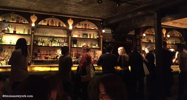 Apotheke bar chinatown new york