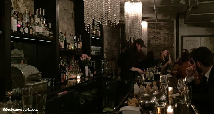 Fig 19, bar secret New York
