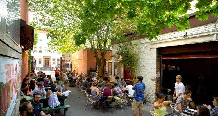 Franklin Park Bar Brooklyn