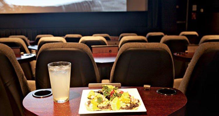 Film avec brunch au Nitehawk, cinéma Brooklyn
