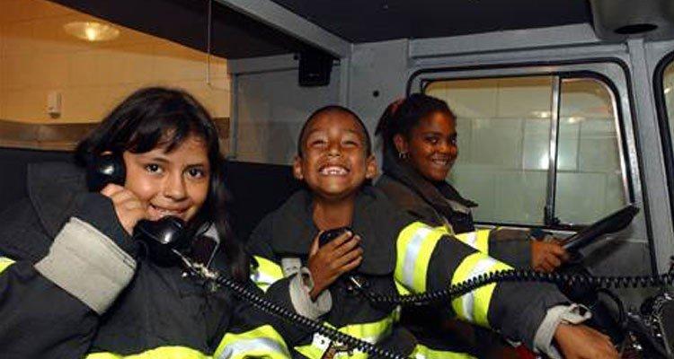 New York pompiers