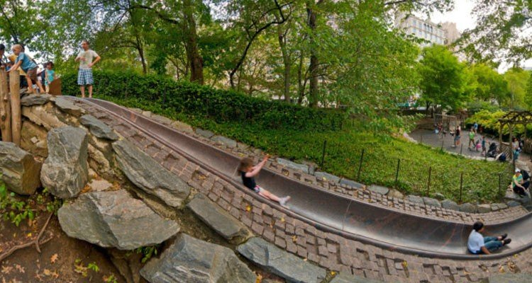Billy Johnson's Playground, Central Park