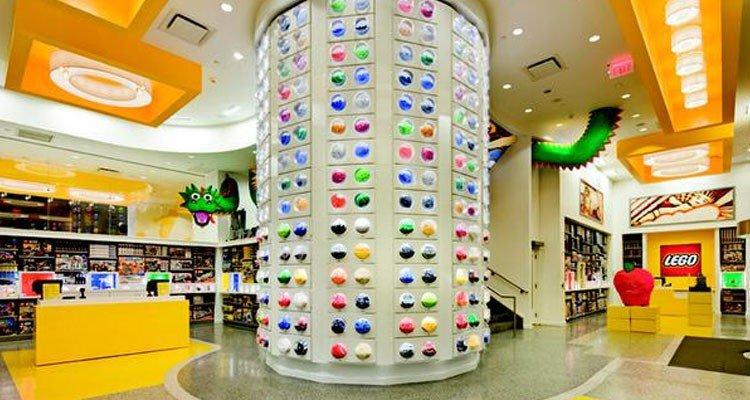 Boutique Lego New York
