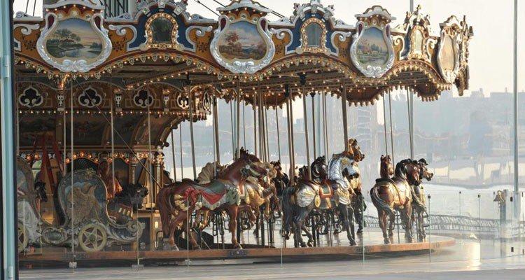 Jane's Carousel, New York