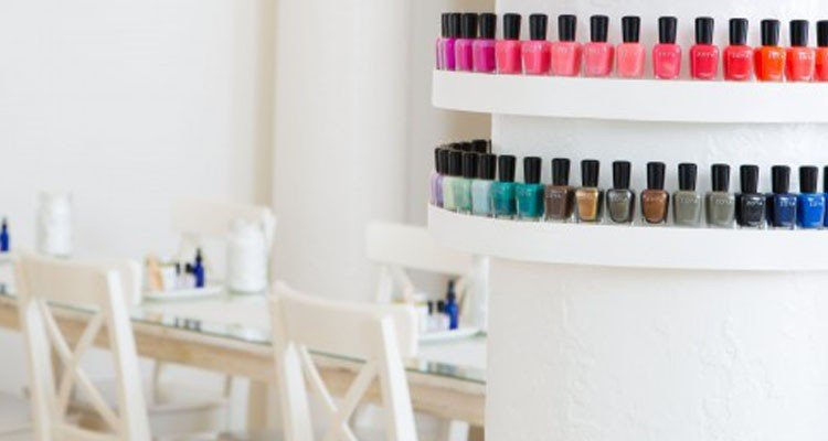 Sweet Lily Nail & Spa, manucure enfants