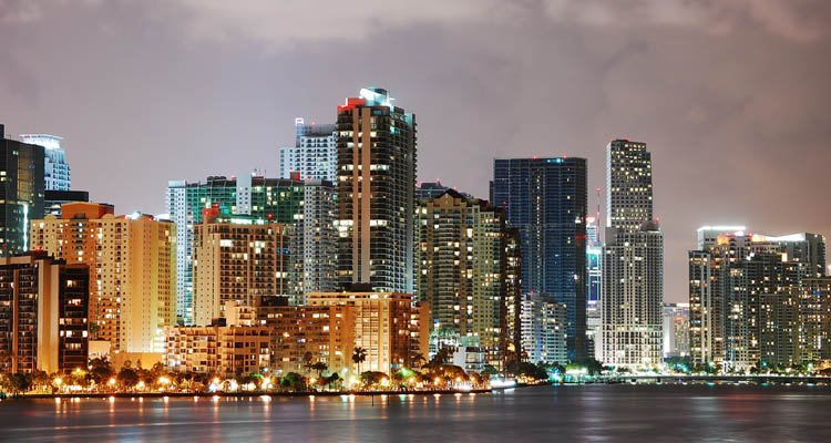 Vacances à Miami