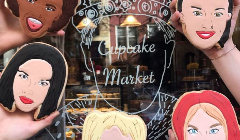 Cupcake market New York