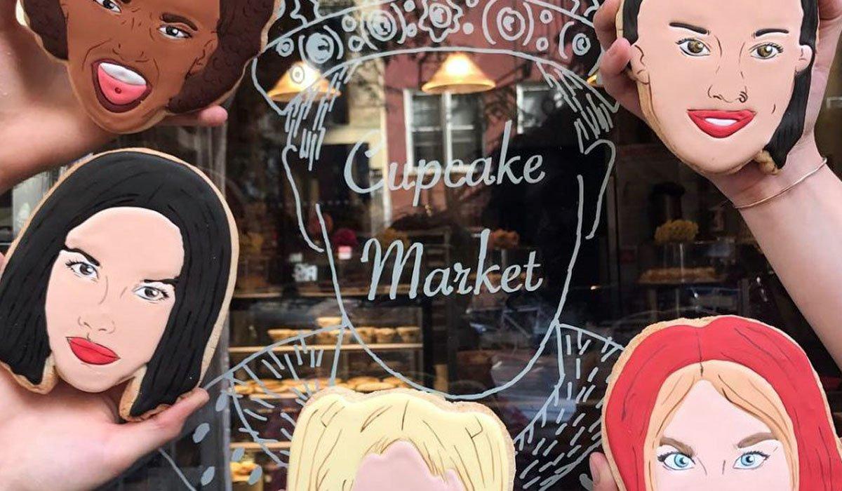 Cupcake market New York